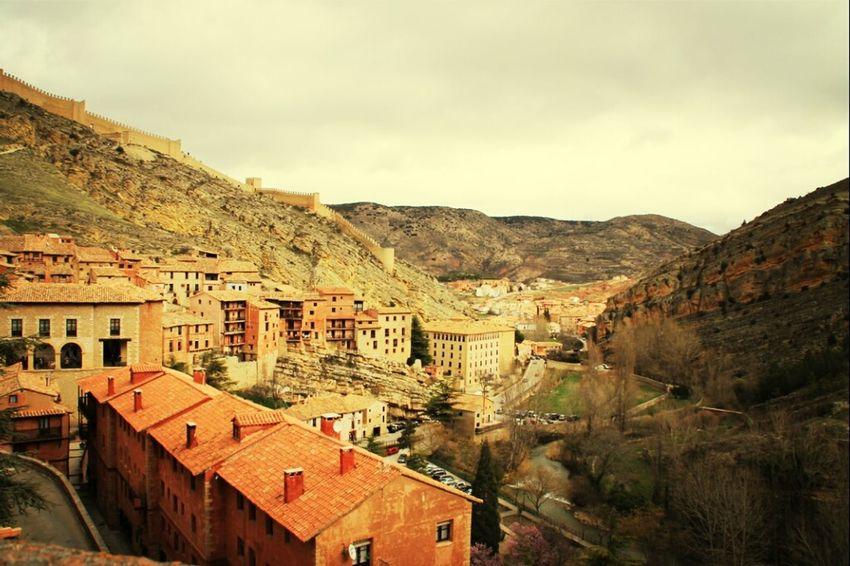 Albarracín. Movilgrafias Mudéjar Teruel Albarracín