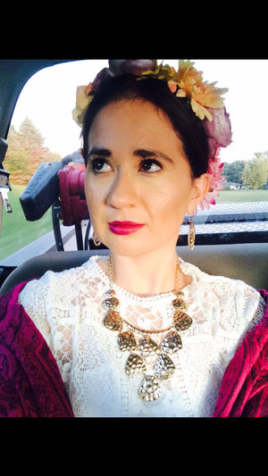 Frida Kahlo Theme Party Fun