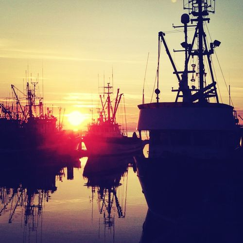 Sunset at Steveston Picoftheday Nature_collection