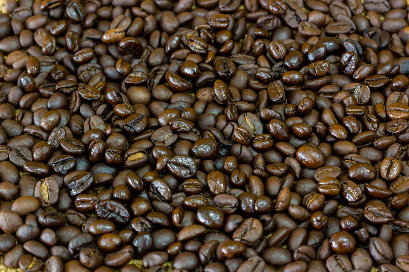Coffee Coffee Time Coffeeart Coffee Machine Coffeebean Coffee Shop Scene Coffeehouse Coffee Lover Coffeelovers Coffee Time Full Frame Backgrounds Abundance Large Group Of Objects No People Nature Brown Indoors  Food