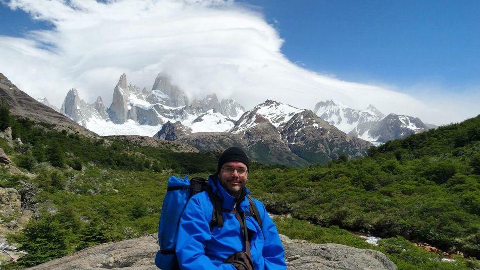 Going to Cerro Fitz-Roy... Fitzroy Patagonia Argentina ElCalafate El Chalten