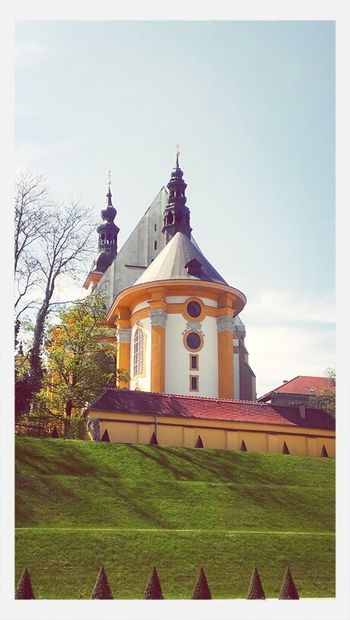 Church Kloster Brandenburg Cloister