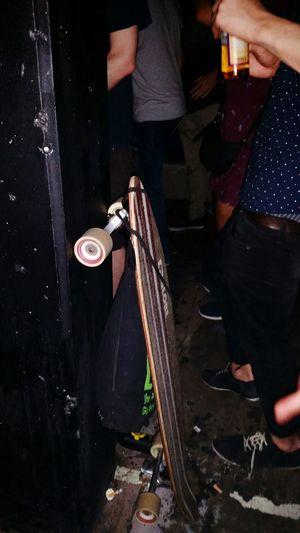 Longboard Longboarddisco Club Clubbing Discotheque Grelle Forelle Discoboard Clubboard