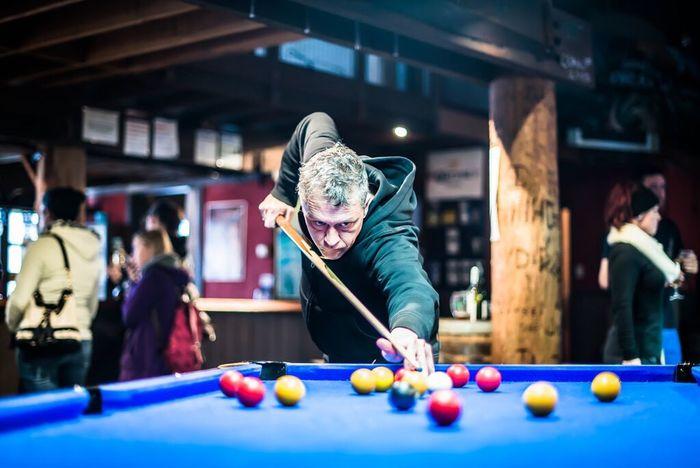 The Portraitist - 2016 EyeEm Awards Portrait Hanging Out Pool Indoors  Nikon Nikonphotography Man Male