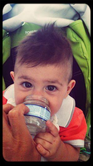Emanuele chiama pappa...Amore della zia <3 Baby Sweet Instalove Colors