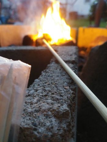FirepitNight Flame Heat - Temperature Burning Close-up Bonfire Heat Fire - Natural Phenomenon Fire Pit Lit Fire Firewood Campfire Fireball