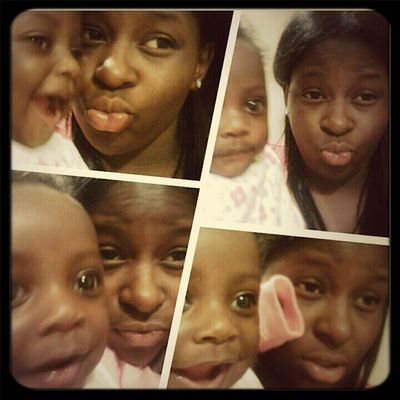 me an my angel fooling<3
