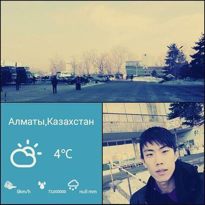 Almaty 9.01.2015