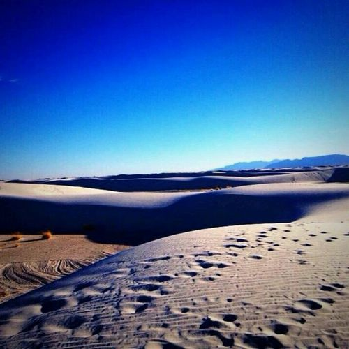My trip to white sands♡