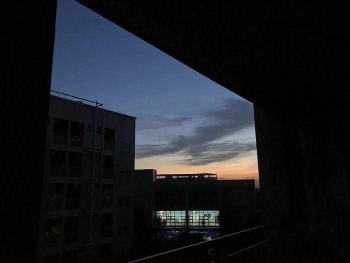 Architecture Sky Built Structure Building Exterior Cloud - Sky No People Nature