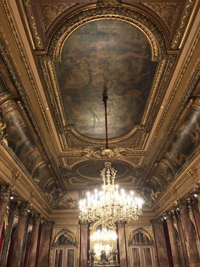 The Westin Paris - Vendôme France Architecture Chair Column Design Hotel Indoors  Indoors  Luxury No People No People, Vendôme Westin