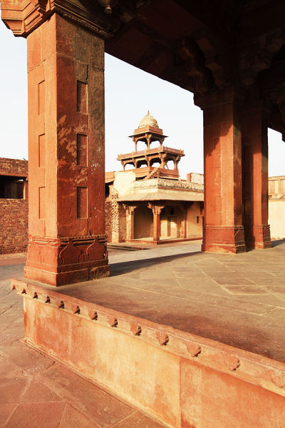 Canon Agra Architecture Built Structure Day Fatehpur Sikri Fort India Landmark Touristic Travel Travel Destinations Travel Photography