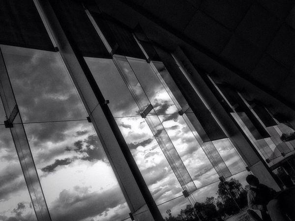 Clouds In The Windows