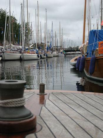 Classic Boat Racing 2011 @ Hellevoetsluis Classic Classic Boats Old Boats Oldtimer Racing Sail Sailboat Sailing