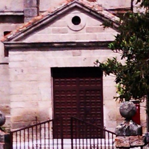 Puerta iglesia Arquitectonic Culture Thisisspain Closedoor church