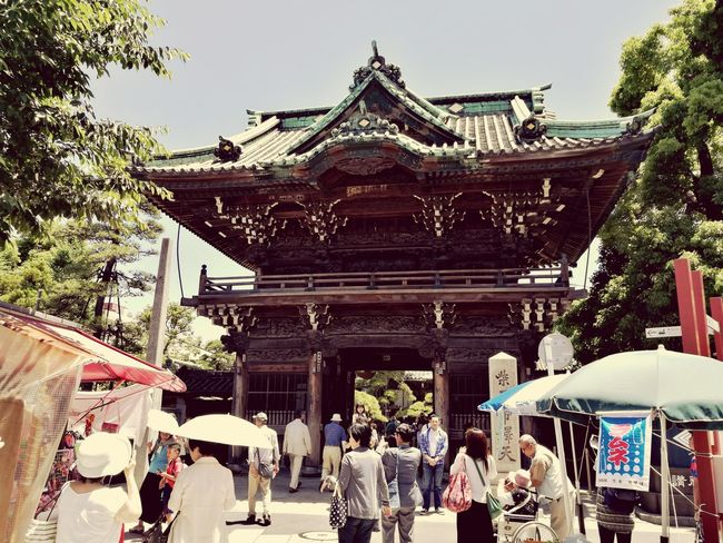 Architecture Building Exterior Large Group Of People Built Structure Religion Real People Travel Destinations Tree Lifestyles Day Men Outdoors Place Of Worship People Sky Adult Adults Only Torasan Japanese  Japanese Style Japanese Culture Japan Photography Temple Temple Architecture Temple - Building