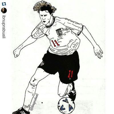 Repost @ibnuprabuali with @repostapp ・・・ Art Illustration Drawing Draw Picture Photography Artist Sketch Sketchbook Paper Pen Pencil Artsy Instaart Gallery Masterpiece Creative Instaartist Graphic Graphics Artoftheday England Threelions Stevemcmanaman mcmanaman stevenmcmanaman football soccer legend