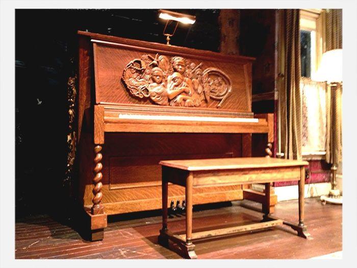 """The Piano in """"The Piano Lesson"""""""