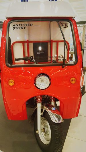 The Week On EyeEm Red Color Land Vehicle Motor Vehicle Red Another Story Transportation Day Siam Square