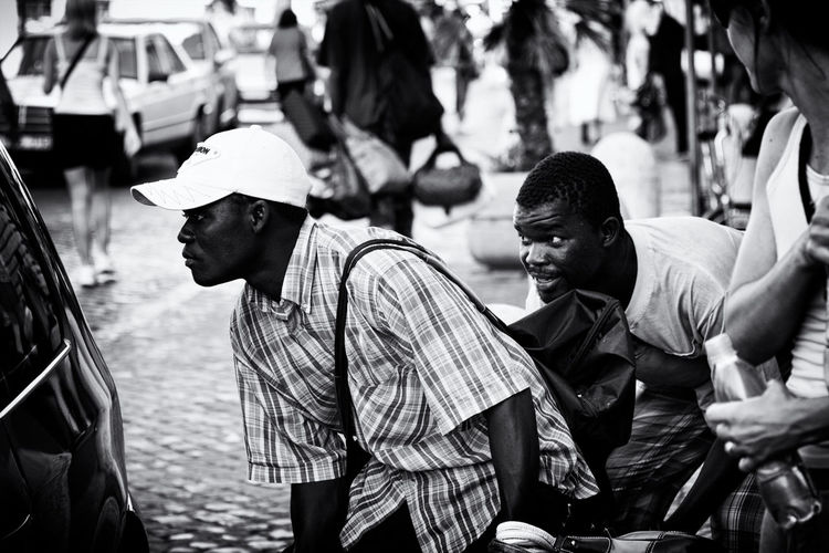 The Human Condition Clandestine vendor. Clandestine Immigrants Illegal Vendor Black People African