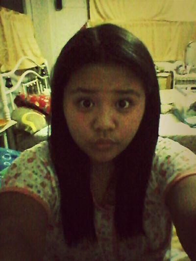Hahaha...my Waky Face