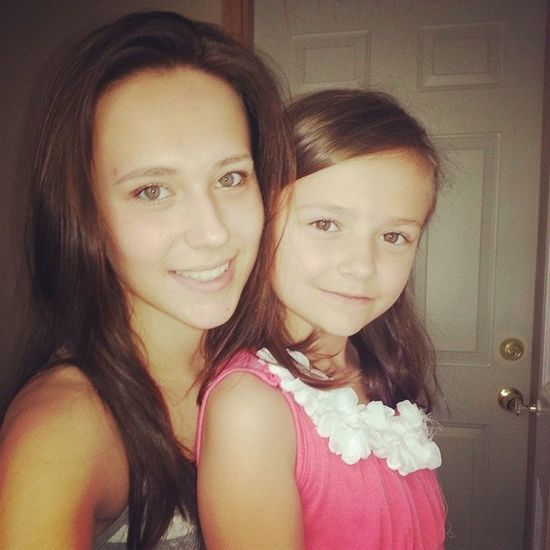Sunday SundayBest Sister Cute beautiful gorgeous adorable ANNOYING ;)););) loveher