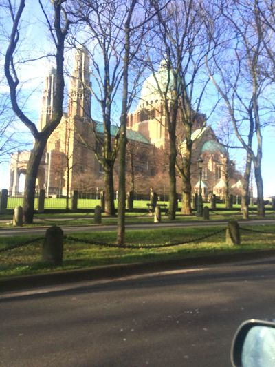 Koekelberg Basilica Basilique Bruxelles