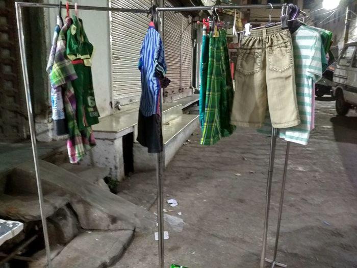 Cloth On Sale Cloth On Display