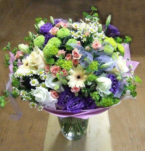 Woman's Day Dzień Kobiet 💐 Flower Flowers Buquet Bukiet Spring Colours Happy Day 😄