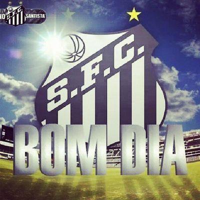 Bomdia Goodmorning Santosfc Santastico santos SantosFutebolClube