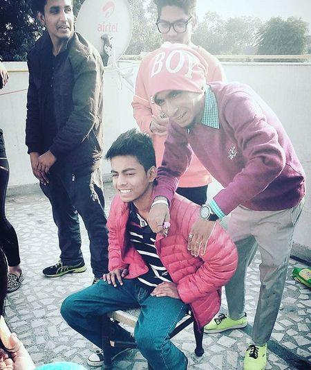 FARISHTAA😇✌✌ But we still normal person 😊😊speechless Rajiv luv u always😘😘😎😎