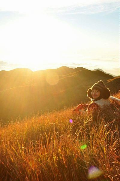 Starting my year right. :3 Mt.pulag Nature Itsmorefuninthephilippines
