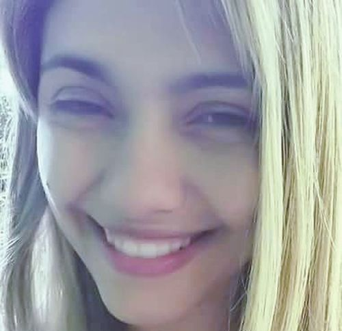 Brazilian Woman Blond Hair Beautiful Woman Smiling First Eyeem Photo