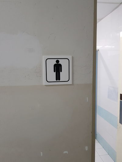 toilet sign Rest Room Rest Room Sign Man Toilet Architecture
