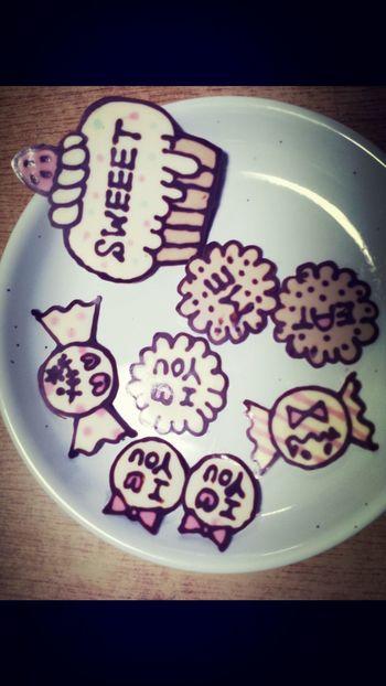 Chocolate♡ My Handmade できたー!