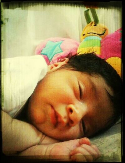 vida... MyLove❤ My World ♥ Baby ❤ My Love My Baby. Beutiful Baby Babygirl One Person Happy Lovephotography  People