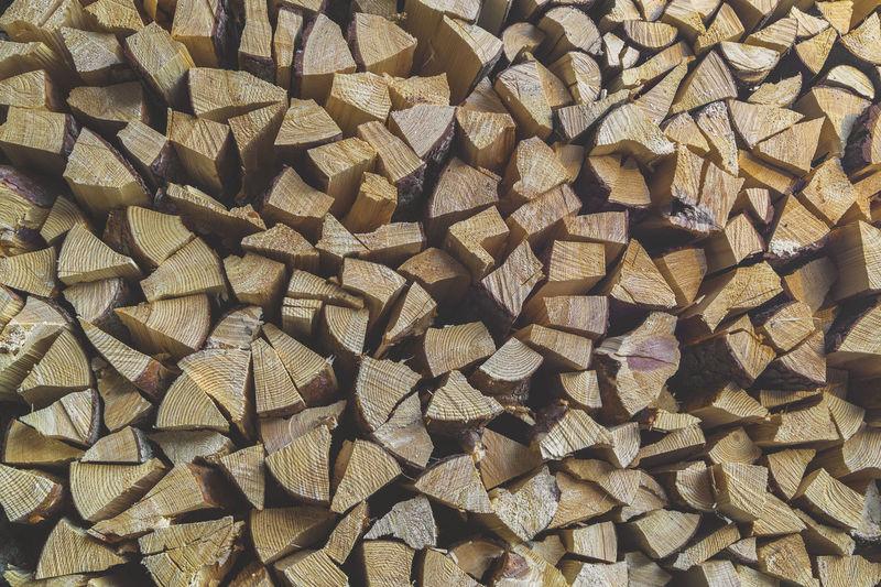 Wood logs Full