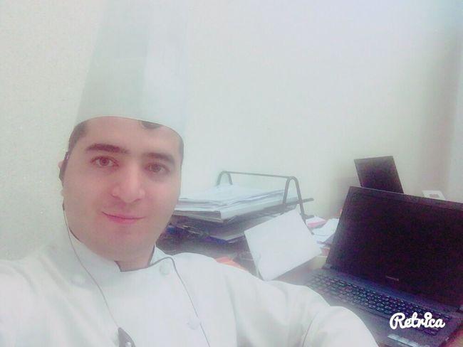 That's me Chef Bekir