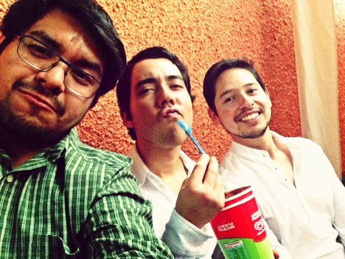 Con Rod y Carlos Friends Mexico City My Dudes