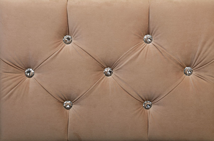 Pastel beige luxury capitone Chesterfield style tufted buttoned fabric textile pattern background Backgrounds Beige Beige Background Beige Color Beige Tones Beige Wall Brown Button Capitone Chesterfield Close-up Diamond Fabric Fabric Detail Fabric Texture Full Frame Luxury No People Old-fashioned Pattern Rich Textile Textured  Textured  Rhinestone