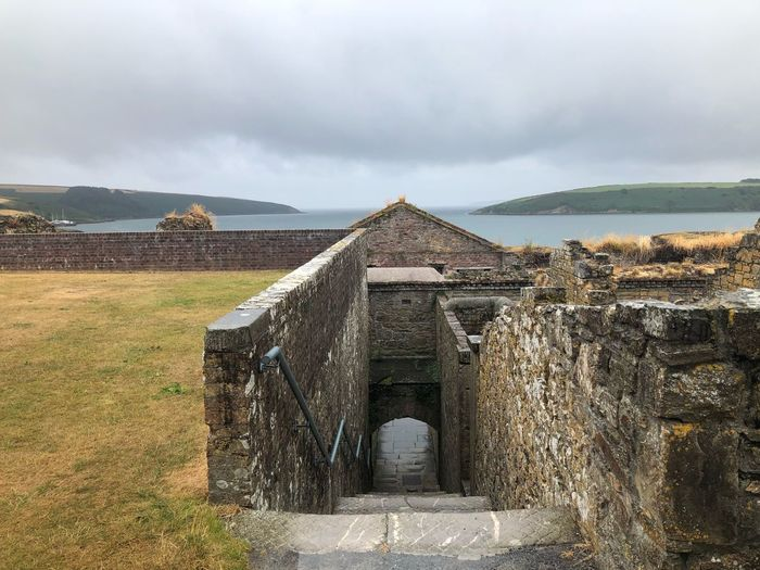 Charles Fort Kinsale Charles Fort Kinsale Charles Fort Cork Summercove Cloud - Sky Sky Architecture Nature Day Built Structure No People Building Exterior The Past History Environment Outdoors Ancient Civilization