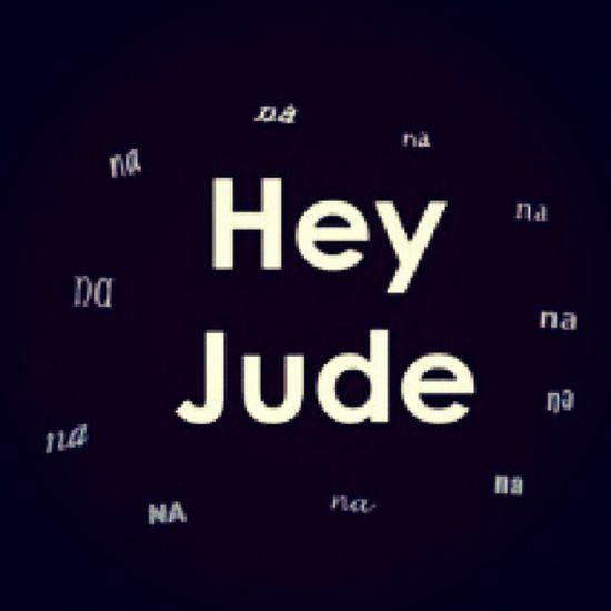 HeyJude Thebeatles <3