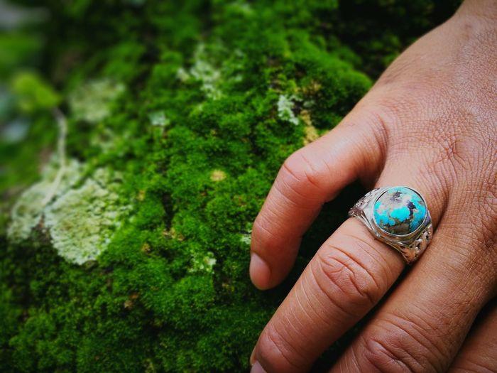 Hand with Blue Gemstone Ring Gemstone  Gem Gemstoneart Human Hand Nail Polish Close-up Ring Personal Perspective Jewelry Semi-precious Gem Precious Gem