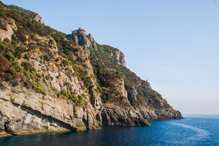 Hiking Nature Traveling Vacations Adventure Beauty In Nature Blue Horizon Over Water Liguria Mountains Outdoors Punta Chiappa Sea Sky Tourism Water Waterfront