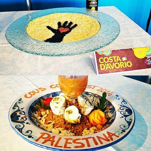 Couscousfest Sanvitolocapo Summer IvoryCoast Palestina Food Foodporn Foodpic Igerspalermo Sicily Instatravel