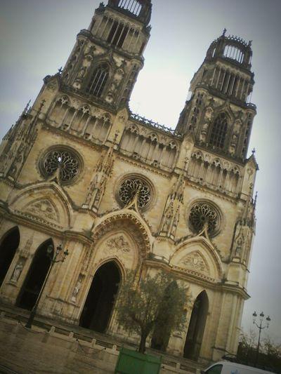 Orléans Cathedral Orléans France Orléans France Cathedral Centre Région Centre 45 First Eyeem Photo Best Shots EyeEm Best Shot