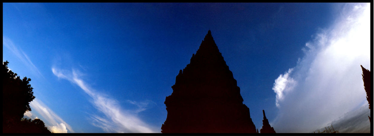 Prambanan Temple and sky Analogue Photography Architecture ASIA Building Faith Hindu Hindu Temple INDONESIA No People Panoramic Photography Prambanan Prambanan Temple PRAMBANAN TEMPLE RORO JONGGRANG Prambanan Temple, Yogyakarta Prambanan The Magnificent Religion Summer Temple Temple And Sky Temple Towers Travel Yogjakarta