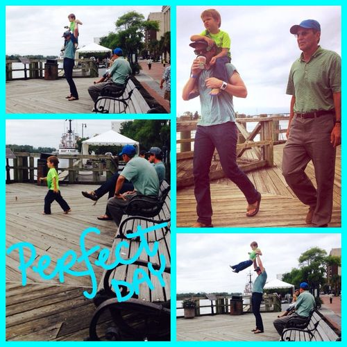 Boys Day Out. Candid photos part of a series. Existinphotos Family Daddy grandpa Enjoying Life