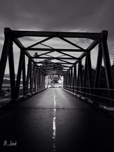 The bridge . . . Bw_collection Eye4black&white Blackandwhite Streetphoto_bw