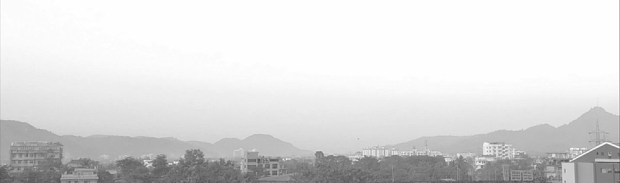 My Year My View Fog Weather No People Cityscape Scenics Tranquil Scene Sky And City From My Point Of View Foggymornings EyeEm Best Shots )):::)))